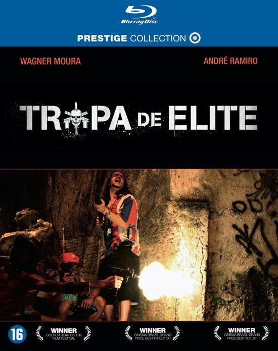 Tropa De Elite (Blu-ray)