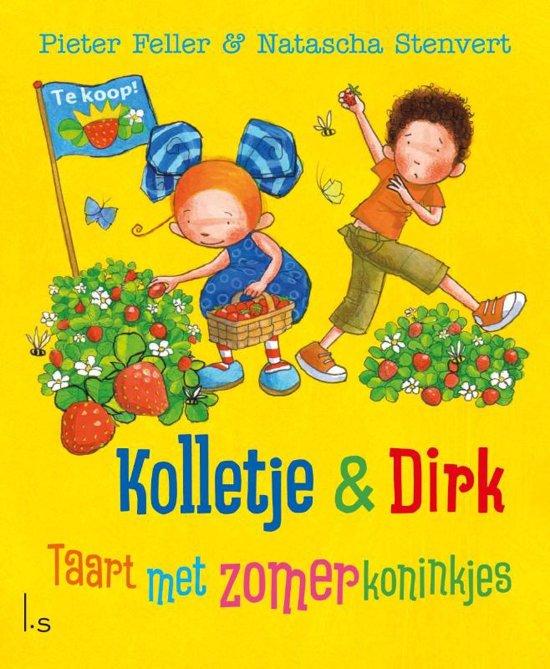 Kolletje en Dirk – Taart met zomerkoninkjes