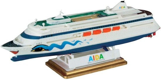 Revell Aida Cruiseschip - 05805 - Modelbouw in Avest