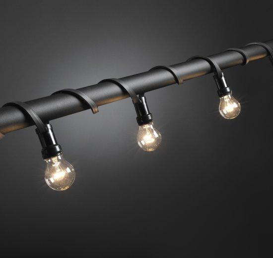 bol com   Konstsmide Kerstverlichting buiten   Snoerverlichting prikkabel 10 lampen   4 5 meter