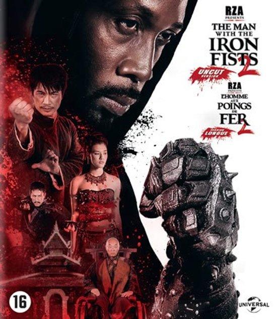 bol.com | MAN WITH THE IRON FIST 2 (D/F) [BD], Zhu Zhu ...