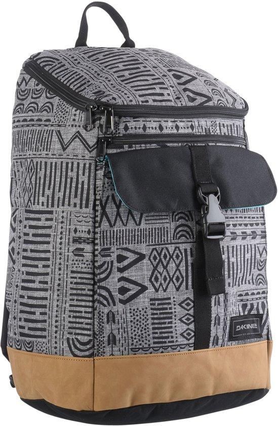 Dakine Backpack - Unisex - grijs/zwart/bruin in Zuidermeer