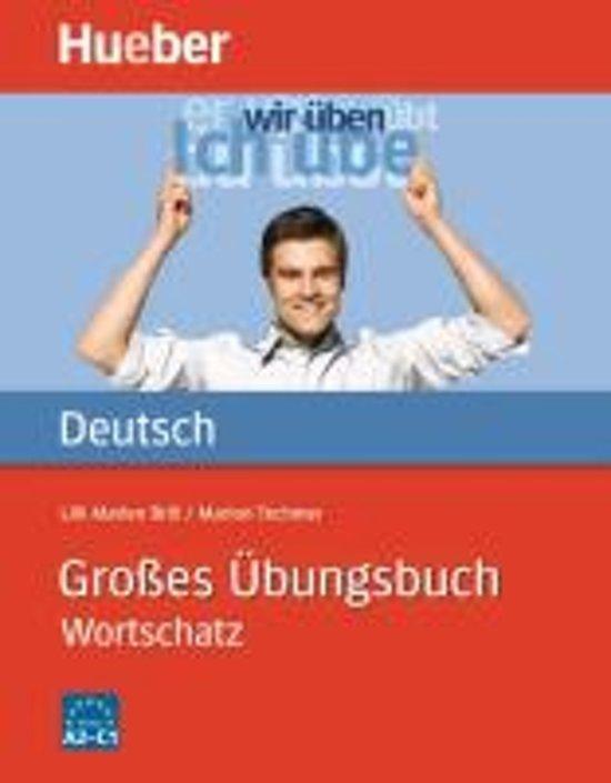 doc HUEBER Grosses Ubungsbuch WORTSCHATZ Deutsch