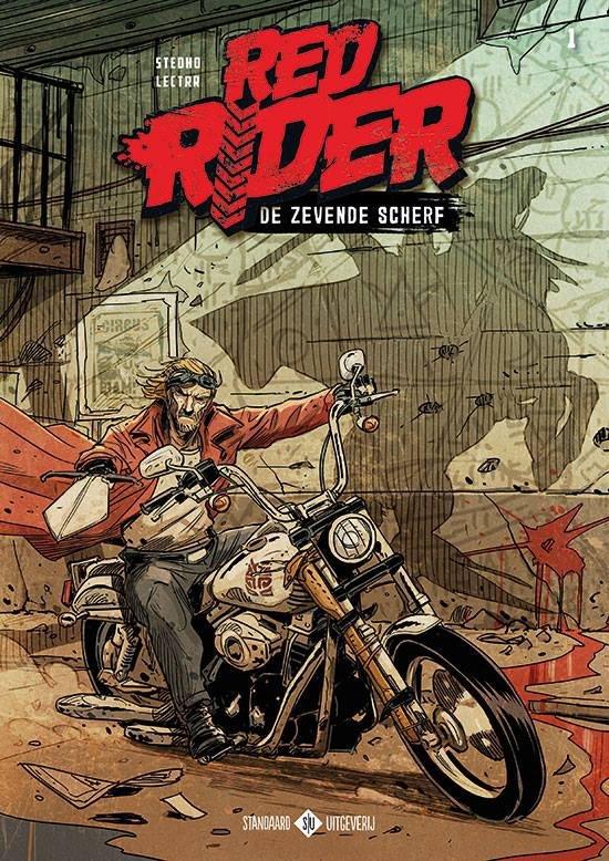 Red Rider 01 - Rode Ridder en Celeste