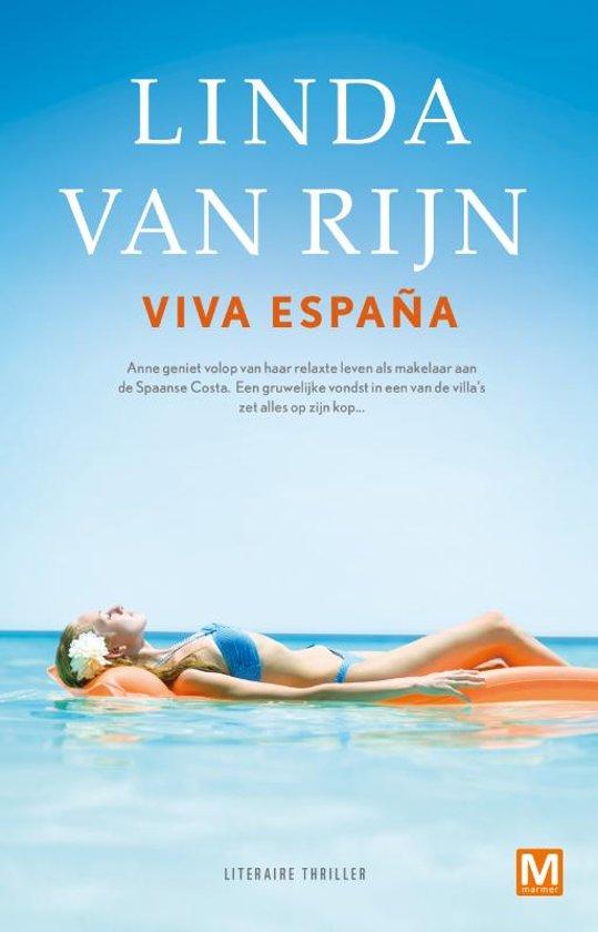 Viva España - Linda van Rijn - 9789460682391