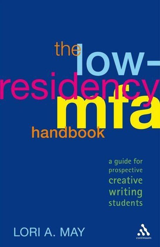 mfa low residency creative writing programs