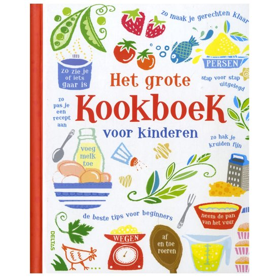 Engelse Keuken Kookboek : bol.com Het grote kookboek voor kinderen, Abigail Wheatley