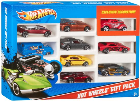hot wheels multipack 2015 mix 2 speelgoedauto. Black Bedroom Furniture Sets. Home Design Ideas