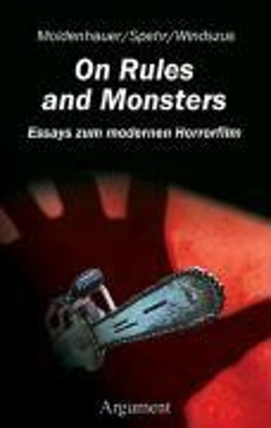 Essays about horror films