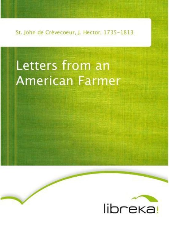 bol.com | Letters from an American Farmer (ebook) Adobe ePub, J ...