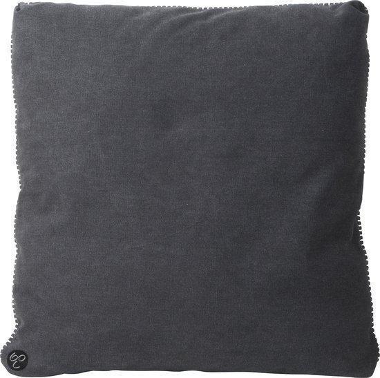 bol.com : Zuiver - Vintage Pillow Feston Kussen - Mix Grijs : Wonen