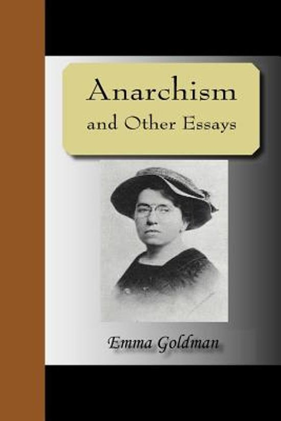 love and other essay Source: emma goldman's anarchism and other essays the popular notion about marriage and love is that they are synonymous.