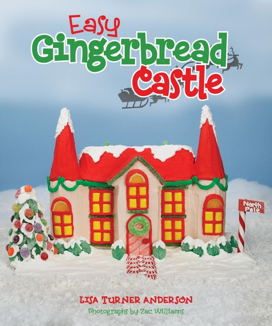 easy gingerbread castle ebook epub zonder