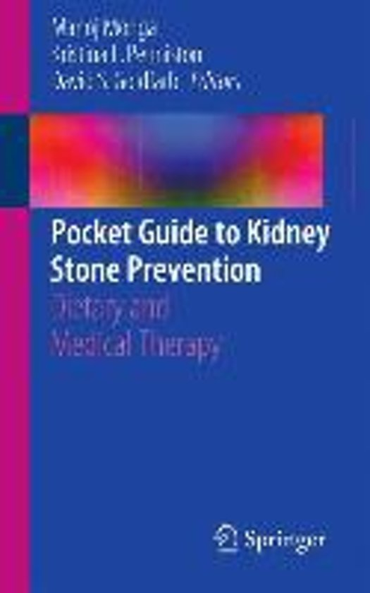pocket guide to kidney stone prevention dietary and medical therapy