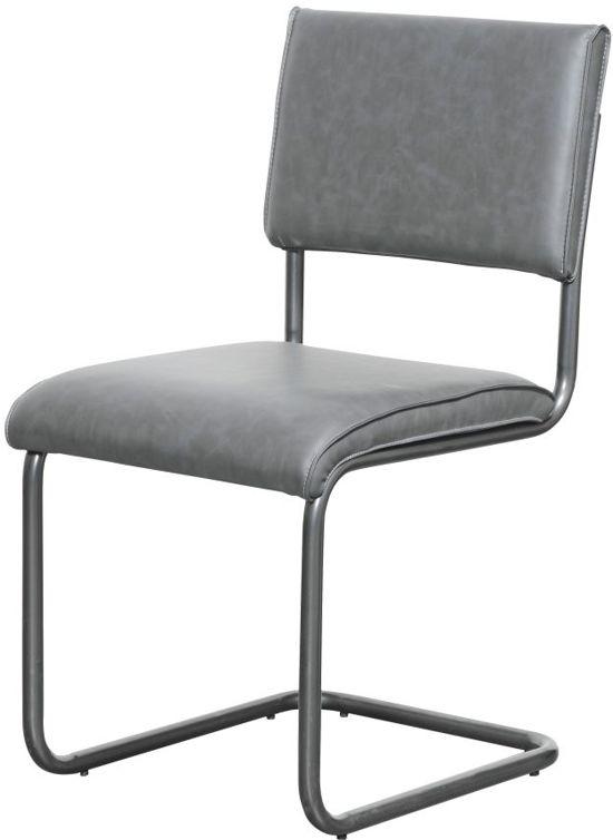 Woonexpress stoel nootdorp grijs wonen - Stoel herbergt s werelds ...