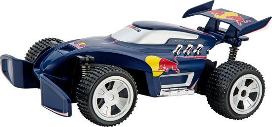 Carrera RC Red Bull RC1 - RC Auto in Baulers