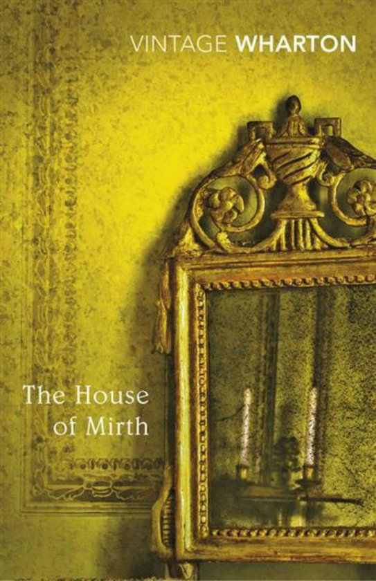 American essay house mirth new novel