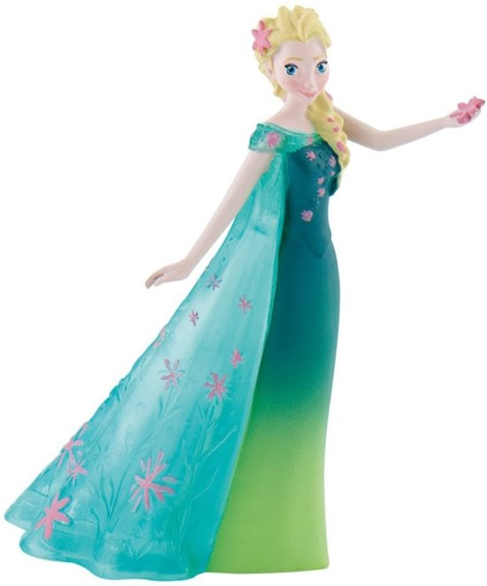 Disney Frozen Fever Elsa in Schaft