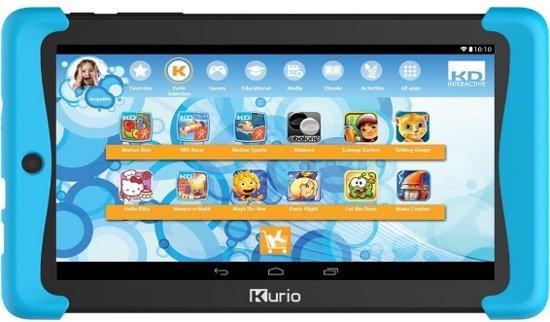 Kurio Telekids Tab 2 - Blauw - Tablet