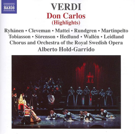 Verdi: Don Carlos (Highlights)
