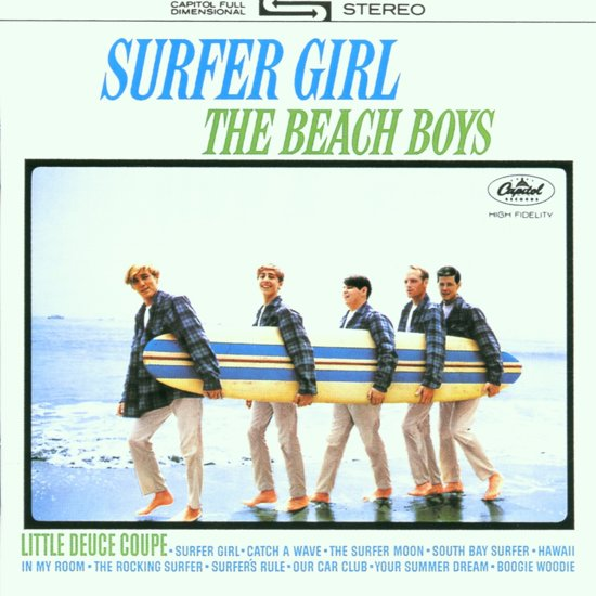 Surfer Girl/Shut Down Vol. 2
