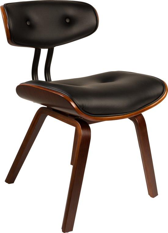 Dutchbone blackwood stoel zwart for Merk stoelen