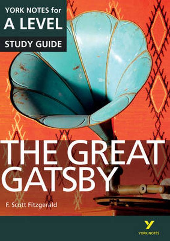 literature review the great gatsby Read the empire review of the great gatsby gatsby is as big a player in american literature as moby dick he's a metaphor for aspiration, greed.