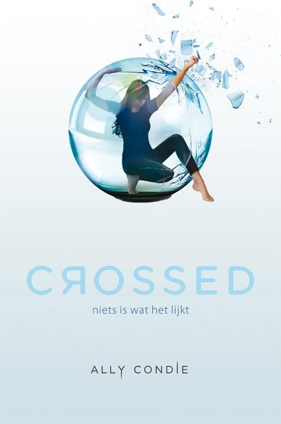 Matched Book Cover Drawing : Bol crossed ally condie  boeken