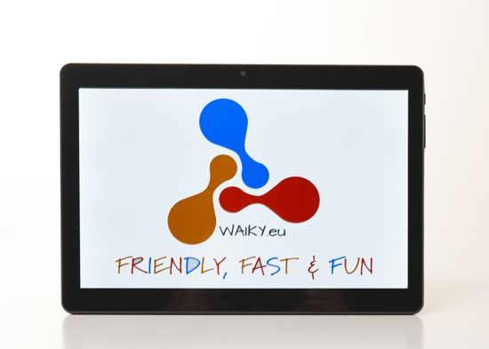 WAIKY ST1029 10.1 inch Android Tablet