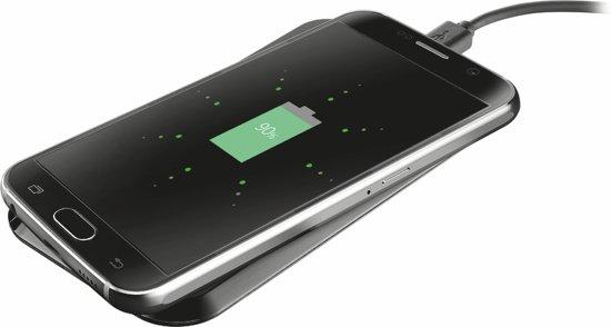 Trust Aeron - Draadloze Mobiele Telefoonoplader bol.com