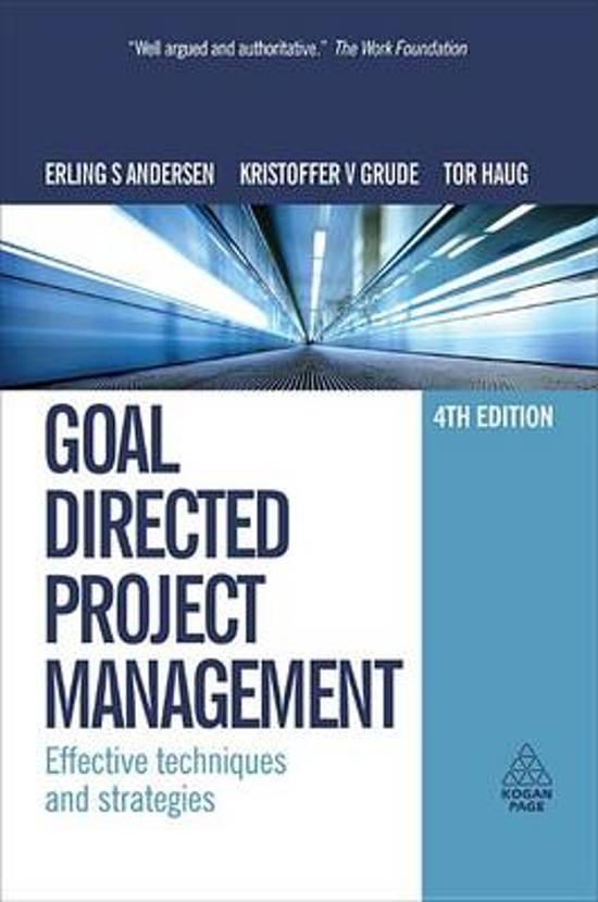 project management goals