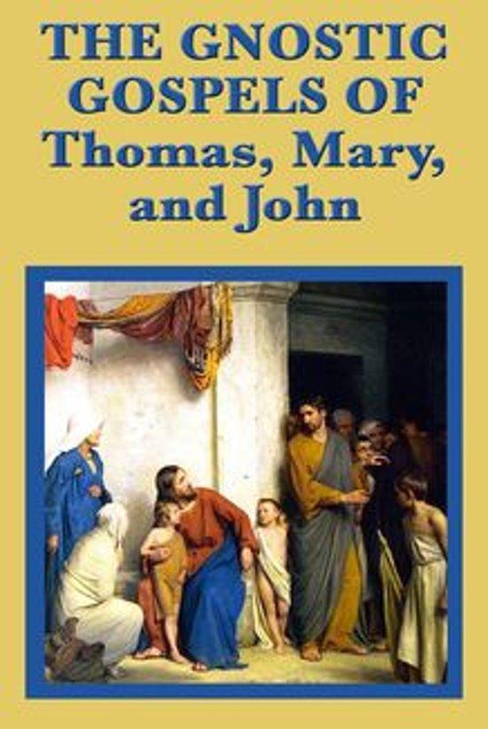 Bol com the gnostic gospels of thomas mary and john ebook adobe