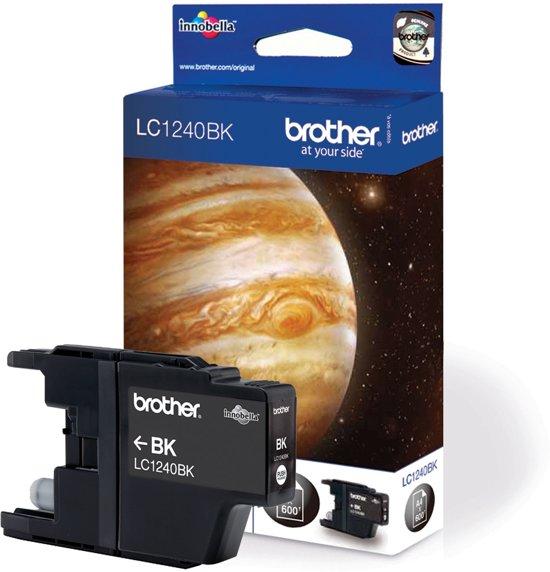 Brother LC-1240 - Inktcartridge / Zwart