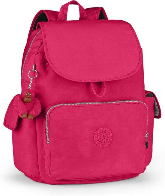 Kipling City Pack LB - Rugzak - Flamboyant Pink in Nieuwkerke