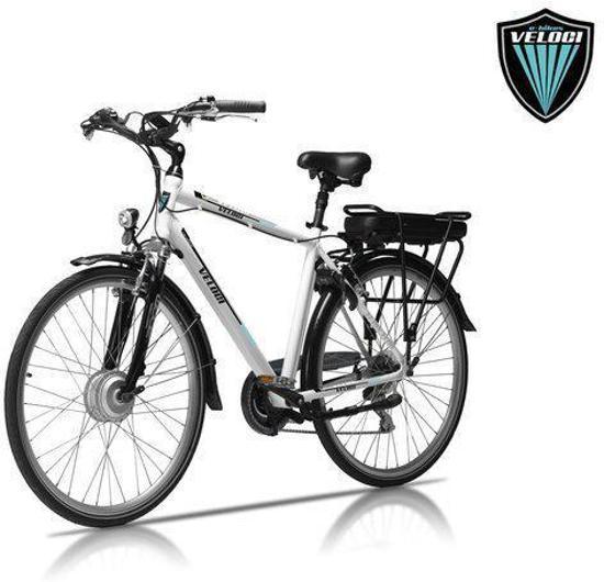 veloci e bike elektrische fiets heren 53. Black Bedroom Furniture Sets. Home Design Ideas