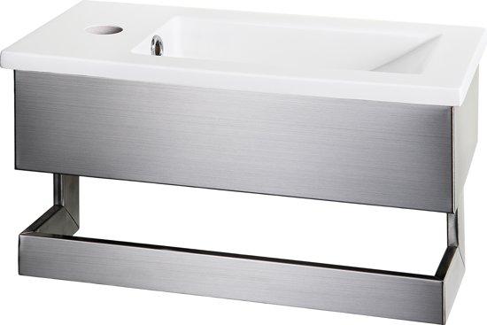 Klussen ?  VANDAAG speciale  DIFFERNZ CALPA FONTEIN TOILET  40 X 20 CM  # Wasbak Handdoek_055134