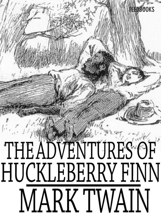 early influences on the adventures of huckleberry finn by mark twain Mark twain's huckleberry finn here is how chapter one of the adventures of huckleberry finn this style of writing greatly influenced american.