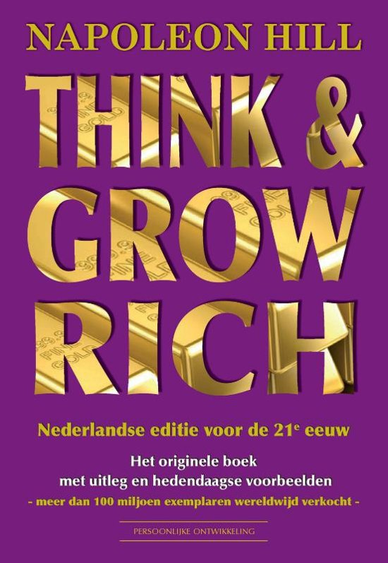 Think And Grow Rich PDF Free Download By Napoleon