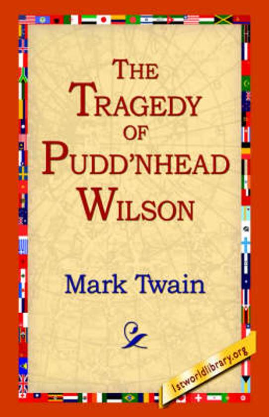 miscegenation in mark twain s the tragedy A the thesis of the study is that mark twain in pudd'nhead wilson depicts a tragedy most exemplified in slavery 1 argues that twain has victims pressured by both internal and external forces.