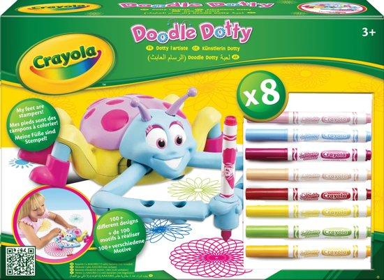 Crayola Doodle Dotty in Kudelstaart