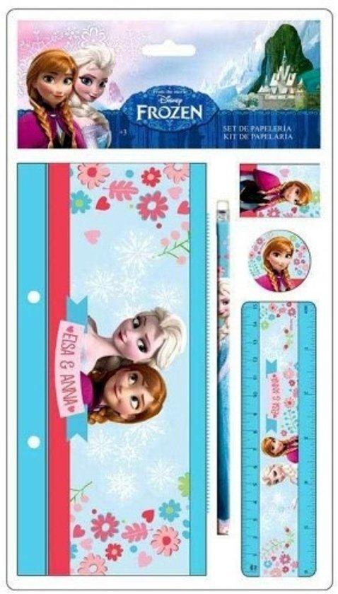 Disney Frozen Schrijfset 5-delig in Oud-Alblas