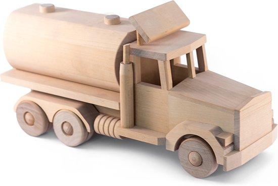 Supercool Speciale Berky Houten Speelgoed Tankwagen