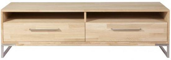 Woood sale vasco tv meubel 150cm eiken metaal for Meubel sale