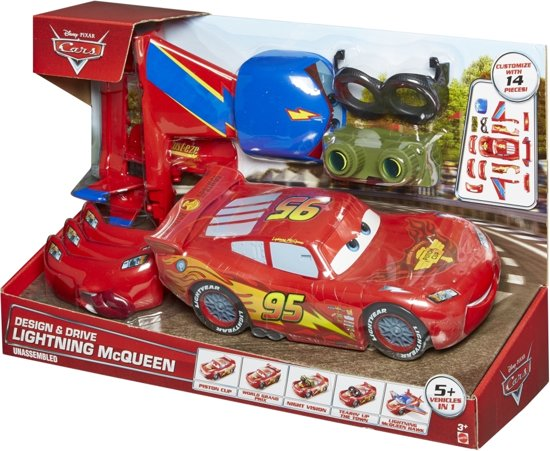 Pixar Cars Base De