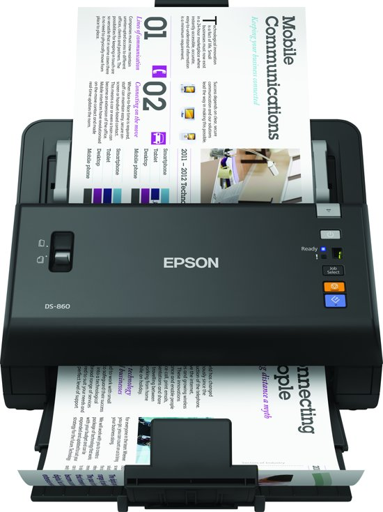 Epson WorkForce DS-860 - Scanner