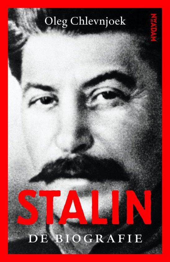Stalin - Oleg Chlevnjoek - 9789046818404