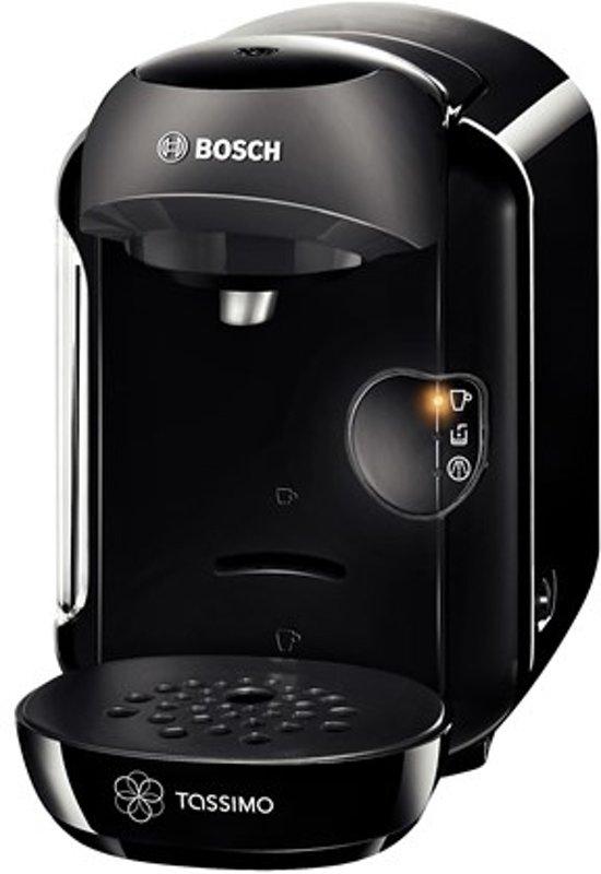 bosch tassimo machine vivy tas 1252 glanzend zwart. Black Bedroom Furniture Sets. Home Design Ideas