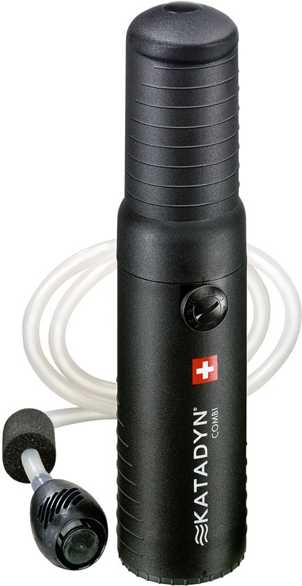 Katadyn Combi Filter - Waterfilter - Zwart in Ter Aar
