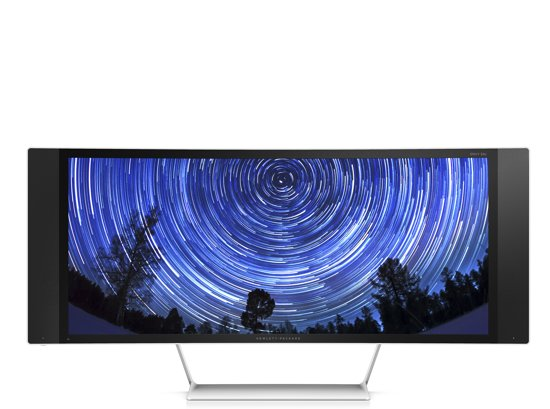 HP Envy 34c - Curved Quad HD Monitor / 34 inch