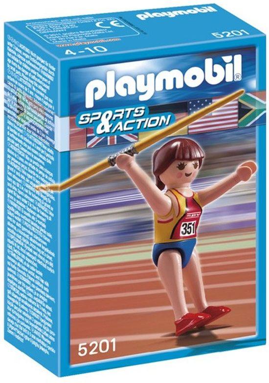 Playmobil Speerwerpster - 5201